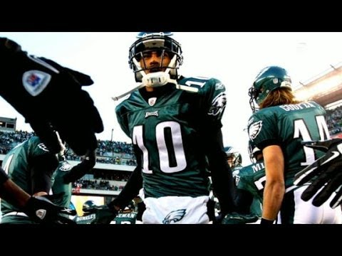 Desean Jackson - DeSean Jackson's journey to the NFL would not have been possible without his father.