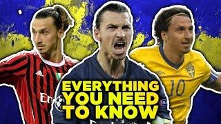 Zlatan Ibrahimović | Everything You Need To Know by Football Daily