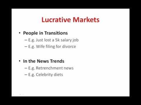 Niche Marketing Strategy Part I
