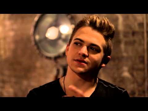 Hunter Hayes - Light Me Up Behind The Scenes