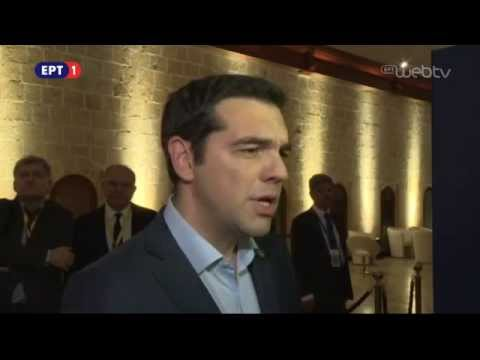 Δηλώσεις Πρωθυπουργού από την άτυπη Σύνοδο Κορυφής για το προσφυγικό στη Μάλτα