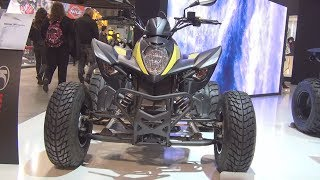 7. Kymco Maxxer 300 SuperMoto (2017) Exterior and Interior in 3D