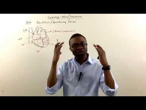 Atrial Fibrillation – All New** Video Part I