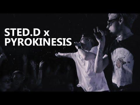 Pyrokinesis & STED.D – Видеоотчёт с концерта в Краснодаре