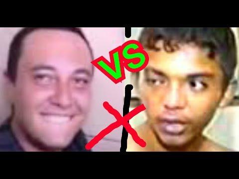 Vídeos engraçados - Batalha Presos Engraçados VS TRETA ? ( 3 ) Duelo ALANZINHO MANICOBA frases memes