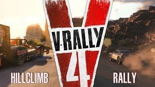 Rally e Hillclimb