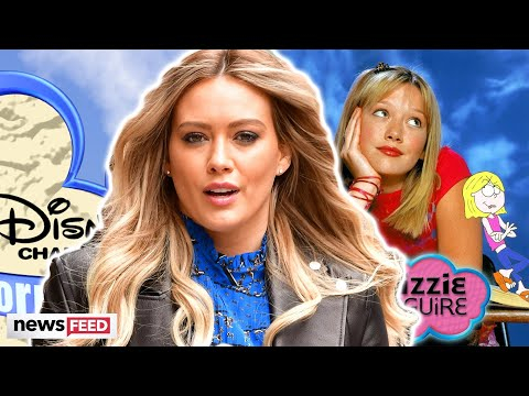 Hilary Duff Reveals True Feelings For Disney After DRAMA On 'Lizzie McGuire' Reboot!