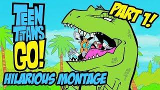 Video Teen Titans Go! - Hilarious Montage Part 1 MP3, 3GP, MP4, WEBM, AVI, FLV Juni 2018