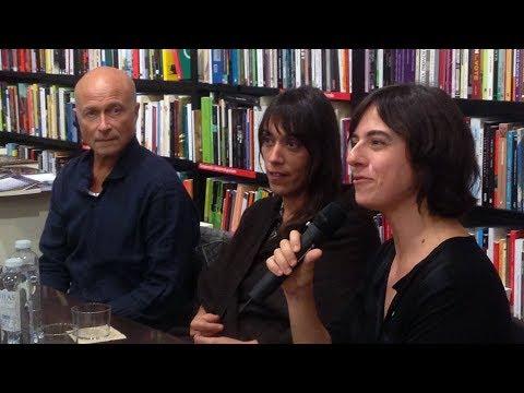 Alain Allard i Mariona Cabassa han presentat 'El dia d'Anar i Venir' a Barcelona