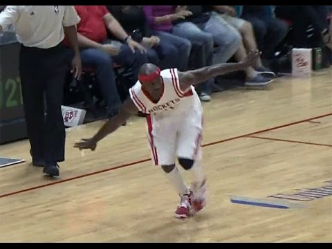 Jason Terry's first basket as a Houston Rocket