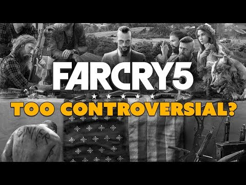 Far Cry 5 TOO CONTROVERSIAL? - The Know Game News (видео)