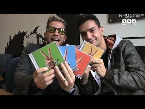 , title : 'I Two Fingerz fanno V - Un nuovo disco per stupire ancora'