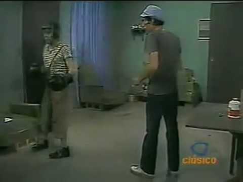 2x29 - El Chavo: Clases de box - Don Ramón boxeador - 1974 (2/2)