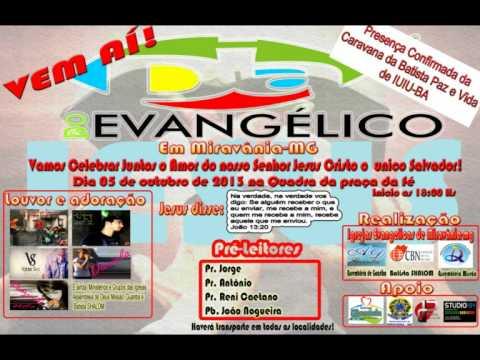Dia do Evanglico Em Miravânia MG