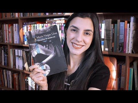 TRAVESSURAS DA MENINA MÁ, do Nobel Mario Vargas Llosa