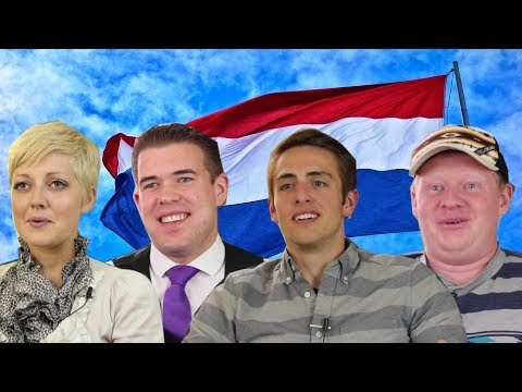 Americans share their 1st impressions of the Netherlands