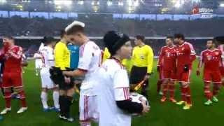 Kevin Kampls Leistung im Freundschaftsspiel gegen die Bayern