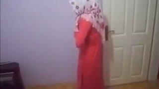 Heboh video lucu koplak sholat terbalik   Versi Arab