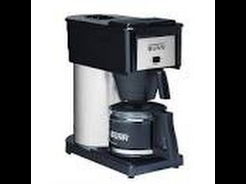 Make money Scrapping a BUNN Coffee maker