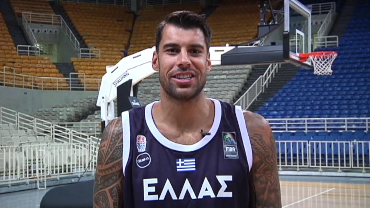 Tο Παγκόσμιο Κύπελλο Μπάσκετ αποκλειστικά στην ΕΡΤ | Γιώργος Πρίντεζης
