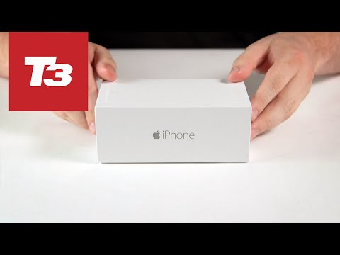 Apple iPhone 6 Unboxing
