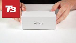 Mở hộp iPhone 6 đầu tiên xuất hiện trên YouTube!