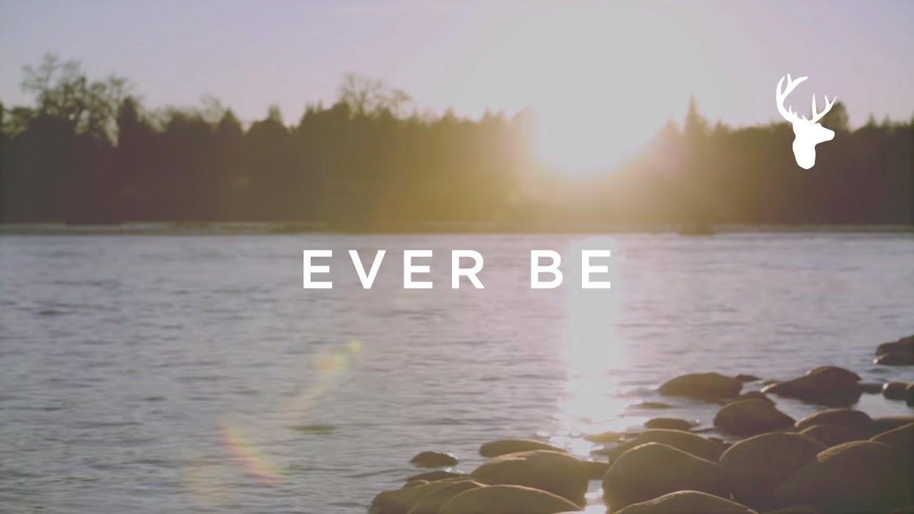 Ever Be // Kalley Heiligenthal // We Will Not Be Shaken Official Lyric Video #Música