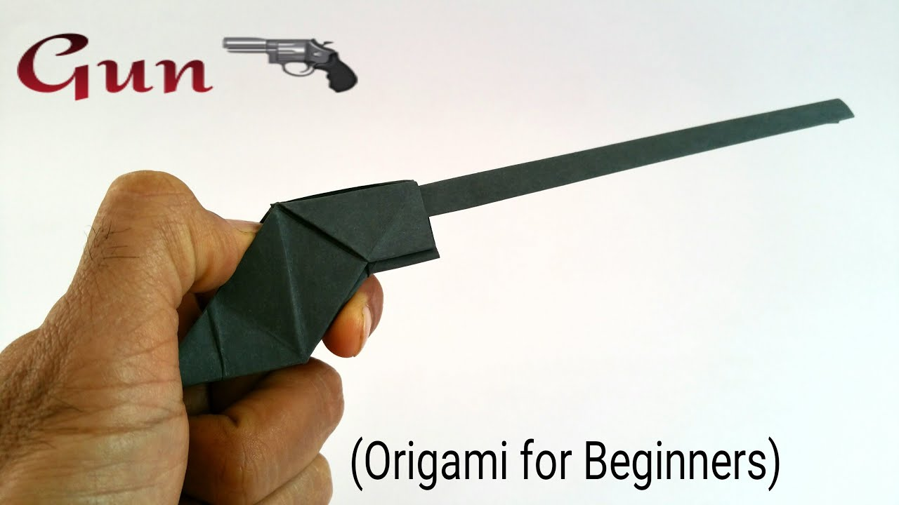 Weapons Paperfolds Origami Arts And Crafts
