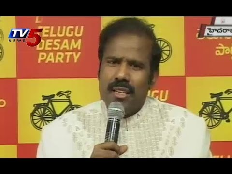 KA Paul Talks to Media at Chandrababu House