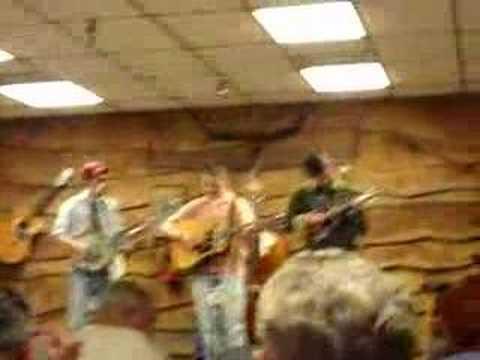 The Bluegrass Parlor Band-Freeborn Man