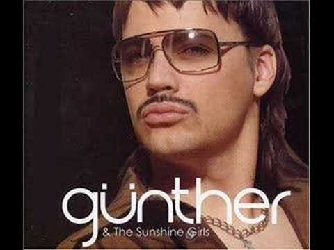 Gunther - Pleasureman lyrics