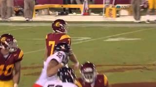 Chase Minnifield vs USC 2010