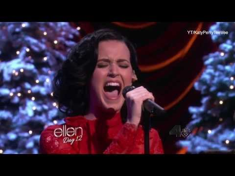 , title : 'Katy Perry - Unconditionally (live acoustic on Ellen Show 2013)'
