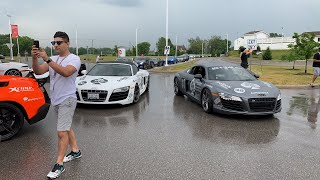 Ace Spade Rally Gas Station Take Over by DoctaM3's Supercars Personified