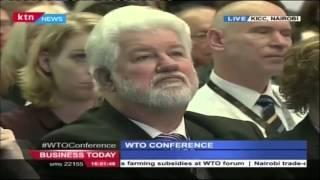 President Uhuru Kenyatta's Speech At The Opening Of World Trade Organization Conference In Nairobi