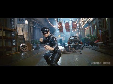 Legend of the Fist RoCC - 2. Black Mask Pertarungan Perdana - skill fightingnya guys keren abis