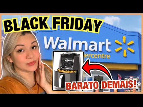 COMPRAS NO WALMART COM PREÇO DE BLACK FRIDAY! 😱 COMPENSOU?COMPRAS DE MERCADO NOS EUA - BLACK FRIDAY