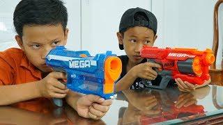 Video Nerf Gun : Money Battle Shot MP3, 3GP, MP4, WEBM, AVI, FLV Juni 2019