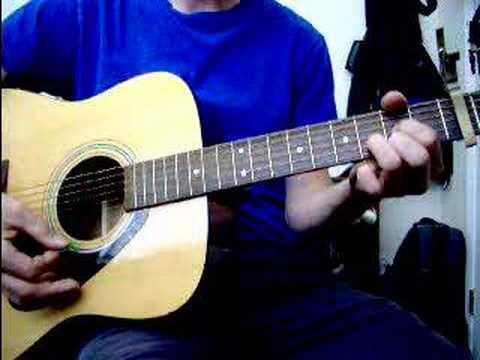 Guitar Lesson #1 – Free Fallin'