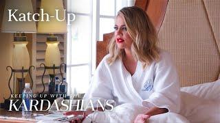 "Video ""Keeping Up With the Kardashians"" Katch-Up S12, EP.18 | E! MP3, 3GP, MP4, WEBM, AVI, FLV Juni 2018"