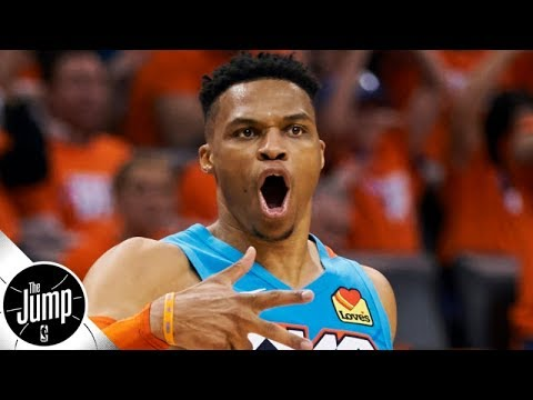 Video: Russell Westbrook increases Rockets' title odds by 30% - Daryl Morey | BS or Real Talk | The Jump