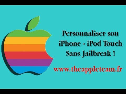 comment modifier son iphone sans jailbreak