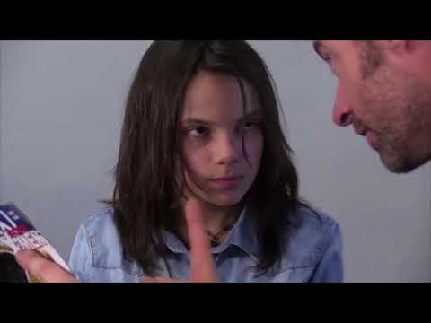 Dafne Keen Audtion - Featurette Dafne Keen Audtion (English)
