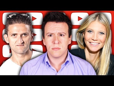 People Are Freaking Out Over Celeb Sticker Scam And Casey Neistat's Ad Controversy