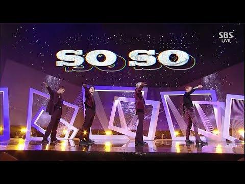 WINNER - 'SOSO' 1103 SBS Inkigayo