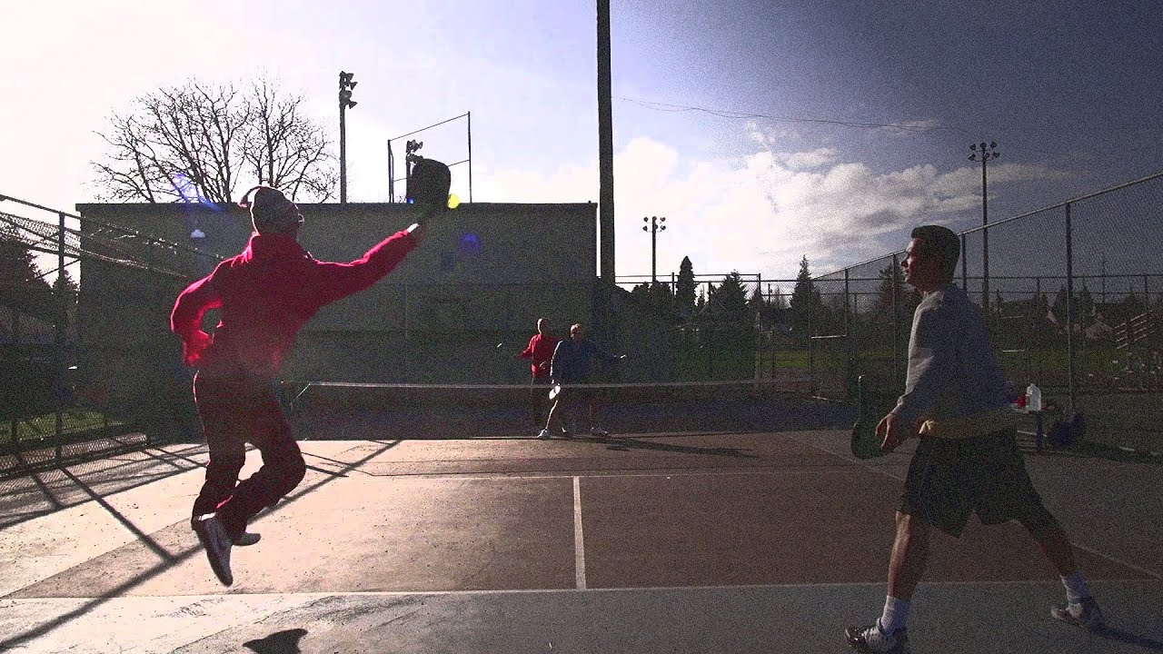 Eclipse An Untold Secret of Untold Secrets: Pickleball Tournament of Champions Feat. Puppet Master