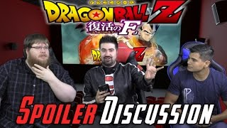 Video Dragon Ball Z: Resurrection 'F' Spoiler Discussion MP3, 3GP, MP4, WEBM, AVI, FLV Juni 2018