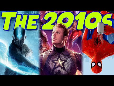 The BEST/WORST Films of The Decade... (2010-2019)
