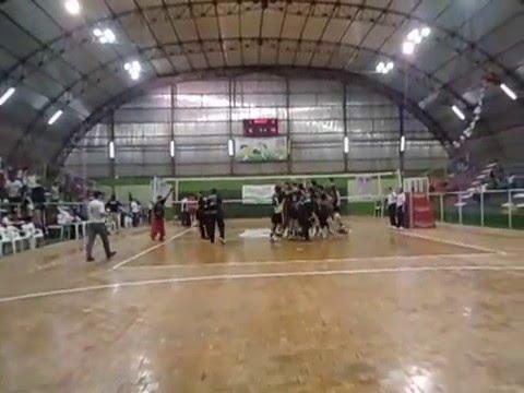 Ponto final dos Joguinhos Abertos em Curitibanos 2012