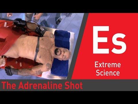 The Adrenaline Shot: Sport Science
